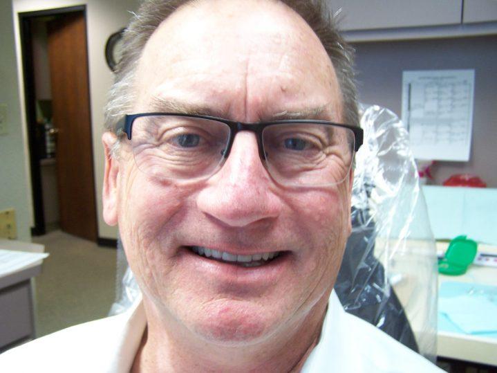 Martin Crist After Treatment